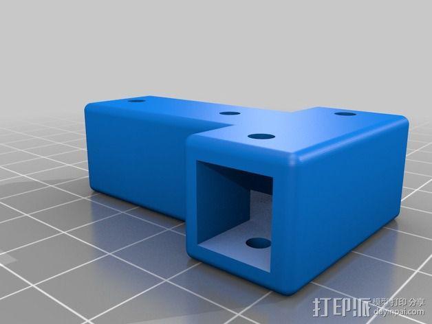 多轴飞行器零部件 3D模型  图10
