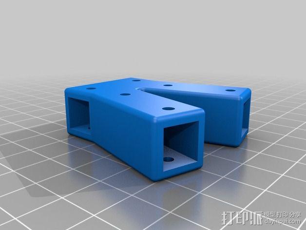 多轴飞行器零部件 3D模型  图13
