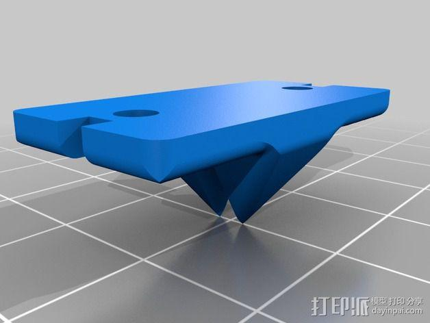 多轴飞行器零部件 3D模型  图15