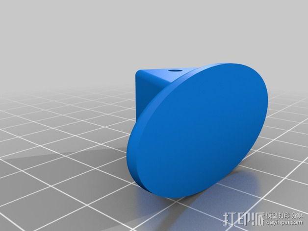 多轴飞行器零部件 3D模型  图18