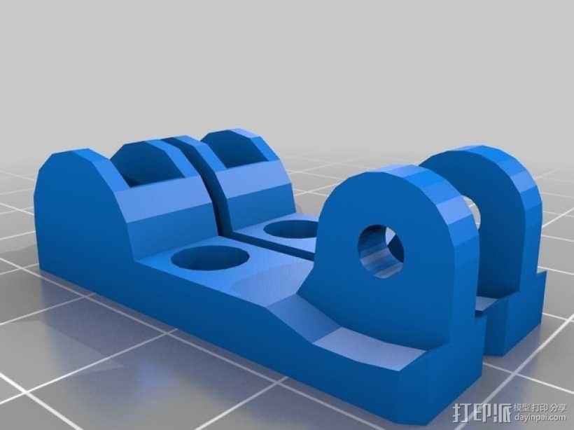 Dextrus机械手 3D模型  图2