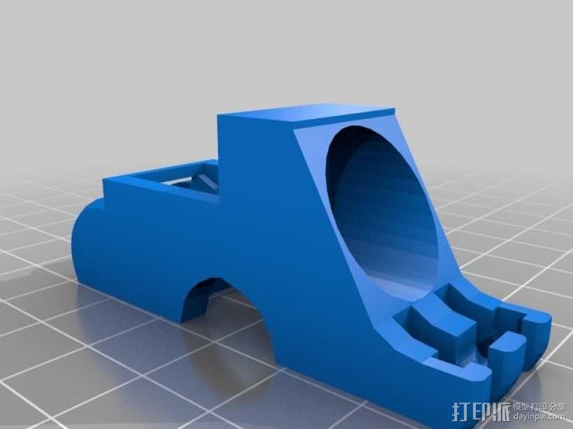 Dextrus机械手 3D模型  图3