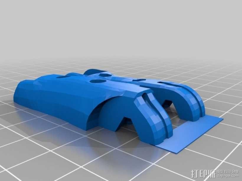 Dextrus机械手 3D模型  图12