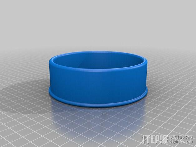 蛋白质分离器  3D模型  图8