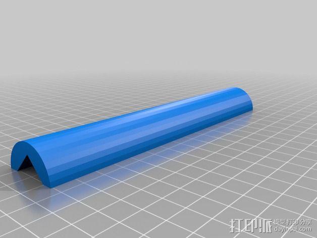 蛋白质分离器  3D模型  图6