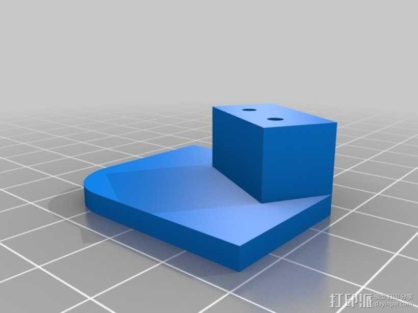 激光切割的码垛机器人 3D模型  图29
