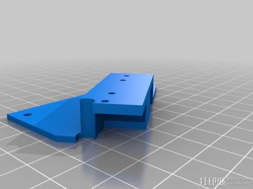 激光切割的码垛机器人 3D模型  图31