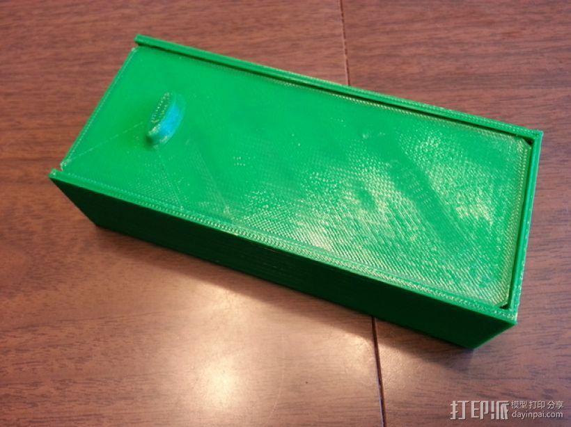 Hubsan四轴飞行器扇叶和电池盒 3D模型  图5