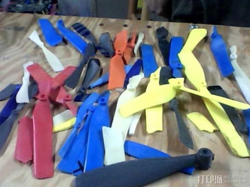 螺旋桨 3D模型  图9