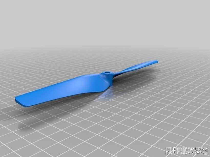 螺旋桨 3D模型  图12