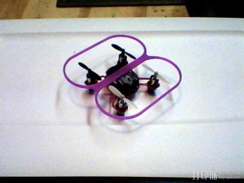 叶片保护器 3D模型  图3
