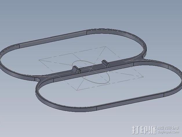 叶片保护器 3D模型  图4