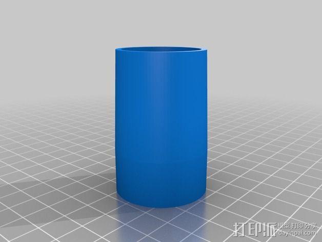 定制化相机配适器 3D模型  图10