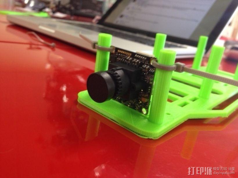 迷你四轴飞行器 3D模型  图21