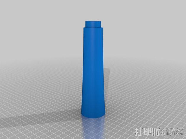 小号 3D模型  图4