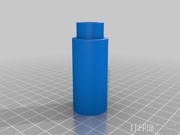 小号 3D模型  图6