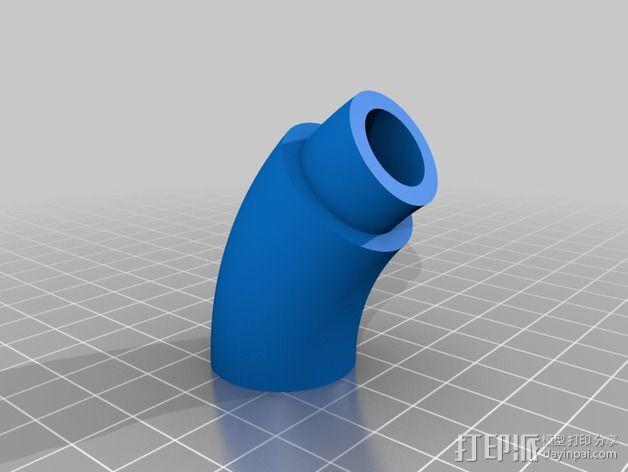 小号 3D模型  图11
