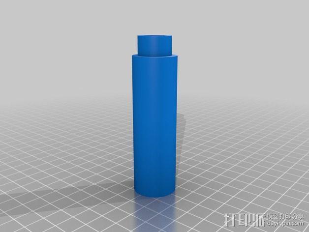 小号 3D模型  图13