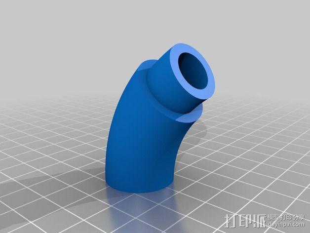 小号 3D模型  图15