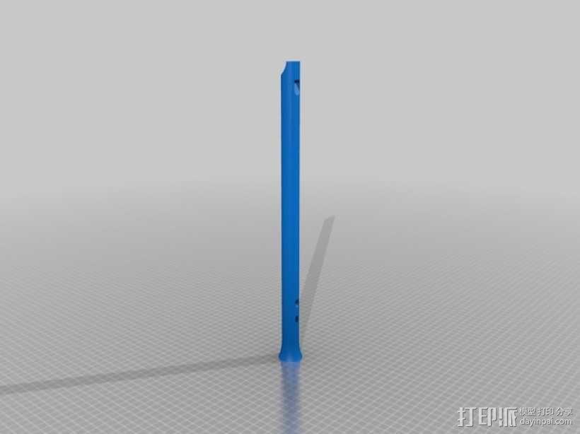 管与鼓 3D模型  图7