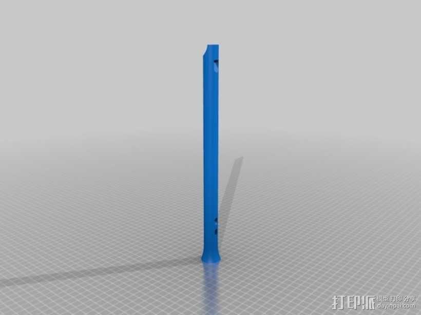 管与鼓 3D模型  图9