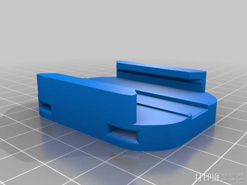 连拍相机零部件 3D模型  图13