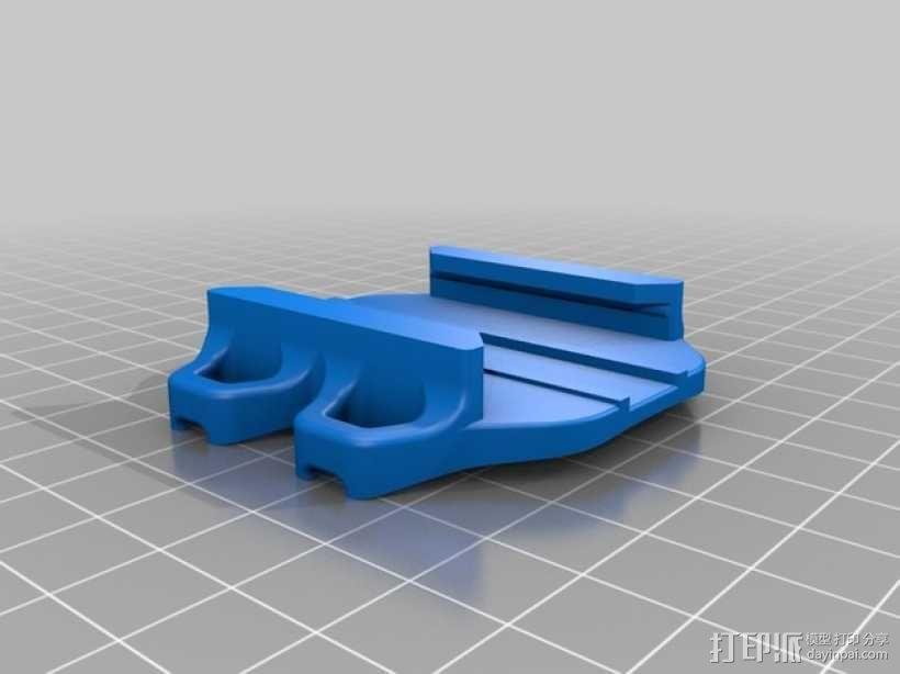 连拍相机零部件 3D模型  图15