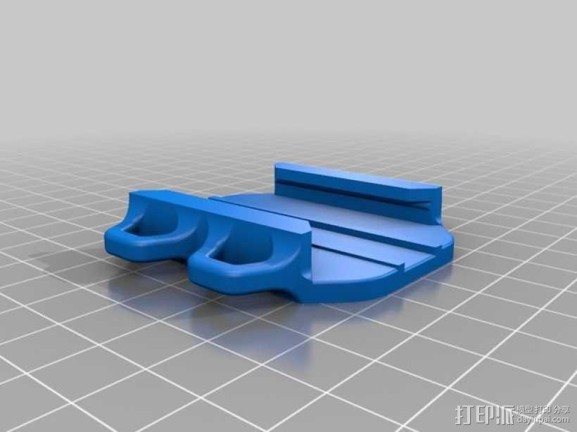 连拍相机零部件 3D模型  图16