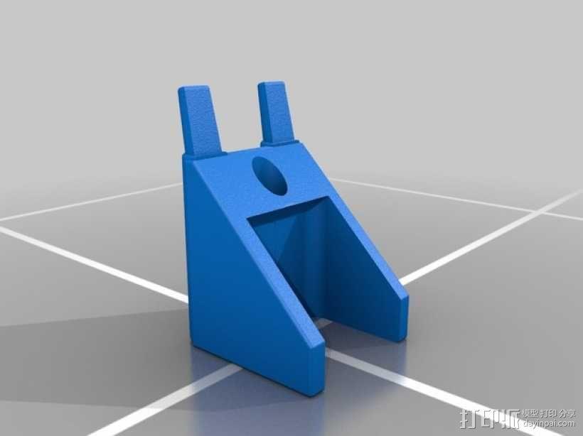 吉他 支架 3D模型  图2