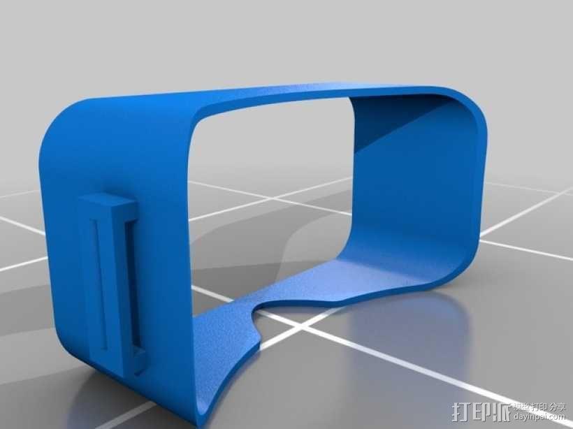 iPhone立体镜 3D模型  图2