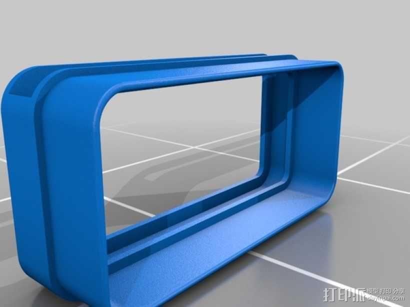 iPhone立体镜 3D模型  图4