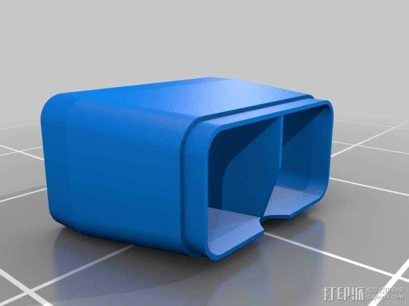 iPhone立体镜 3D模型  图5