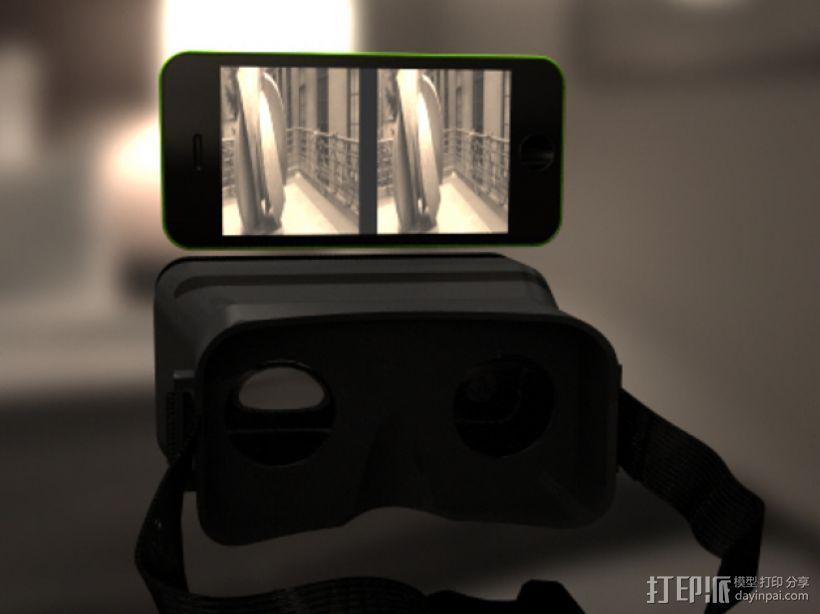iPhone立体镜 3D模型  图7