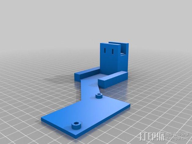 电源板 3D模型  图6