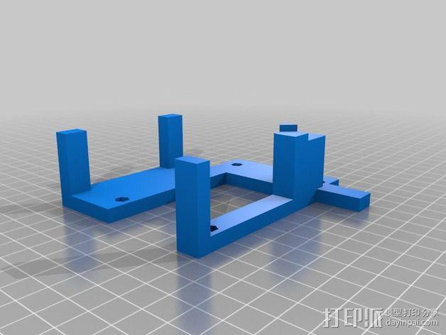 电源板 3D模型  图8