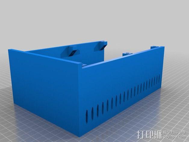 电源板 3D模型  图11