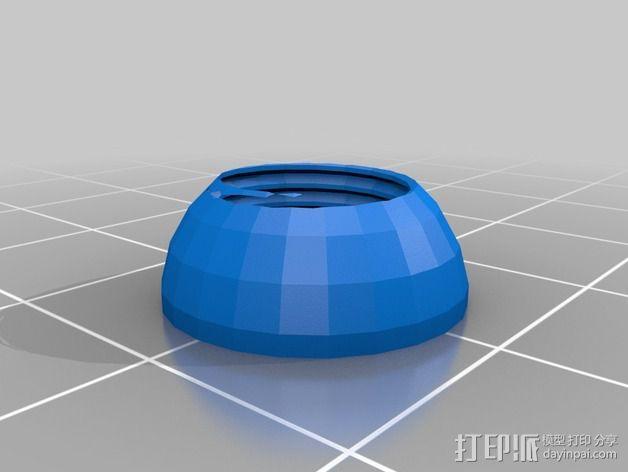 电源板 3D模型  图10