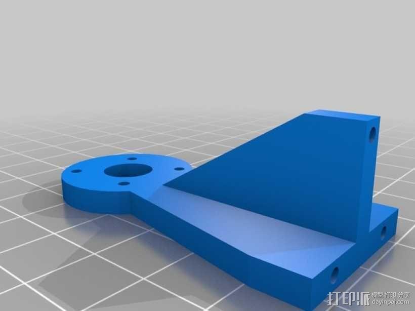 常平架 3D模型  图8