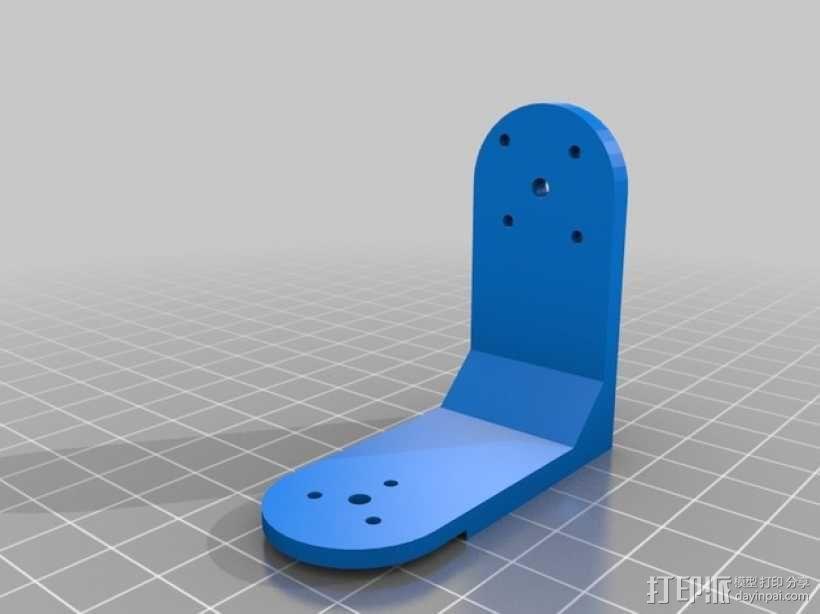 常平架 3D模型  图7