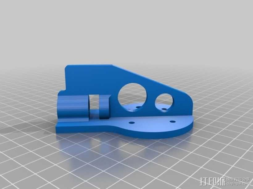 三轴飞行器 3D模型  图4