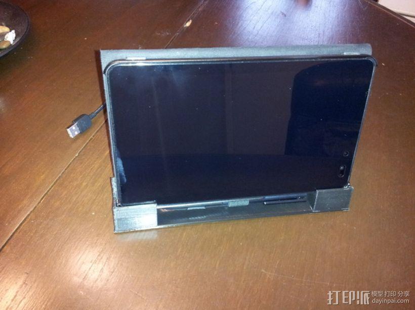 Dell Venue 8 Pro 充电插槽 3D模型  图1