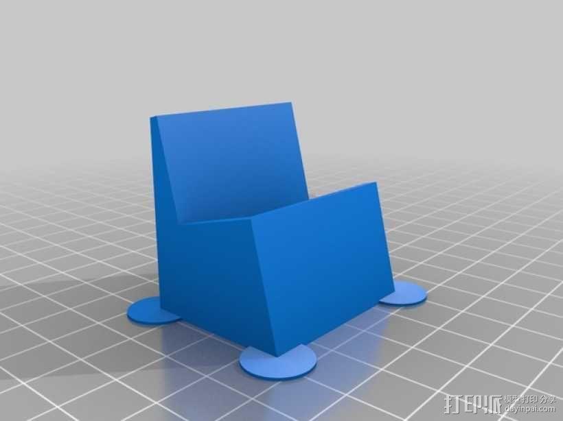 Dell Venue 8 Pro 充电插槽 3D模型  图2