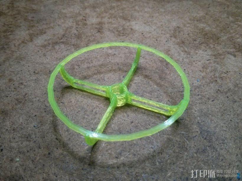 螺旋桨保护器 3D模型  图2
