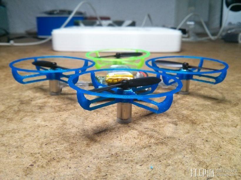 螺旋桨保护器 3D模型  图5