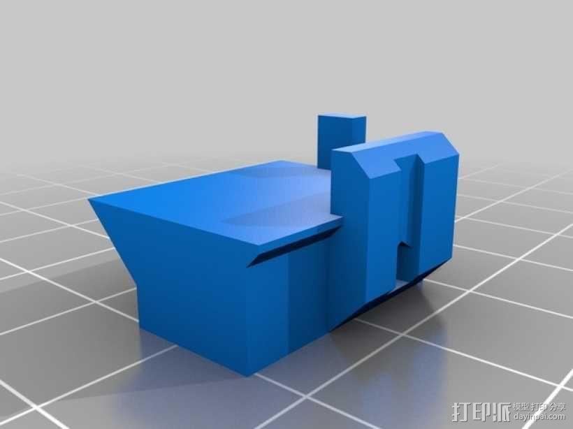 迷你三轴飞行器 3D模型  图2