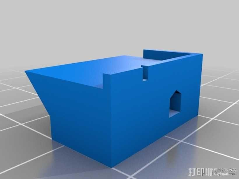迷你三轴飞行器 3D模型  图5