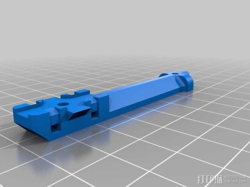 迷你三轴飞行器 3D模型  图9