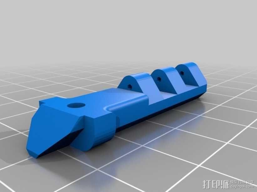 迷你三轴飞行器 3D模型  图11