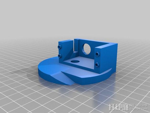 机械臂 3D模型  图6