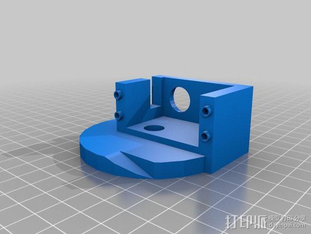机械臂 3D模型  图5